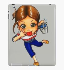#KissMyALS iPad Case/Skin