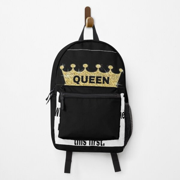 Queen Black Edition Backpack