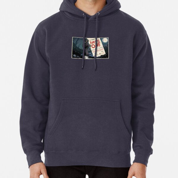 The Nameless One Pullover Hoodie