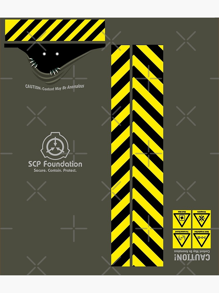"""SCP Foundation """"Anomalous content"""" by Mechanick"""