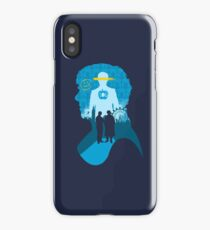The Game is On iPhone Case