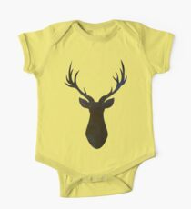 Stag (Stars) One Piece - Short Sleeve