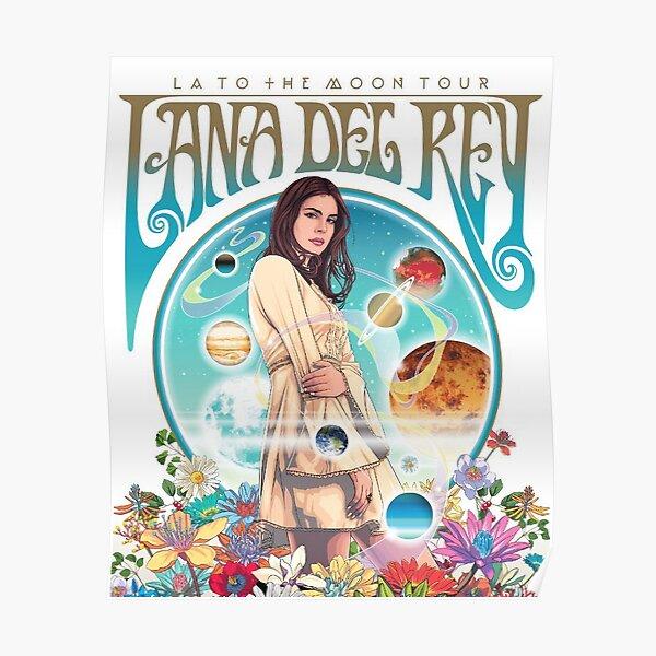 Art de Lana Tours Poster