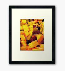 Berry Berry Good Framed Print