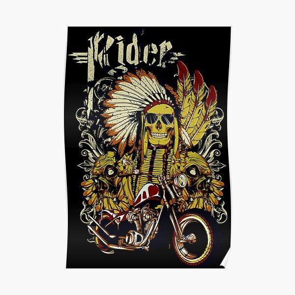 Motorbike gangs Poster