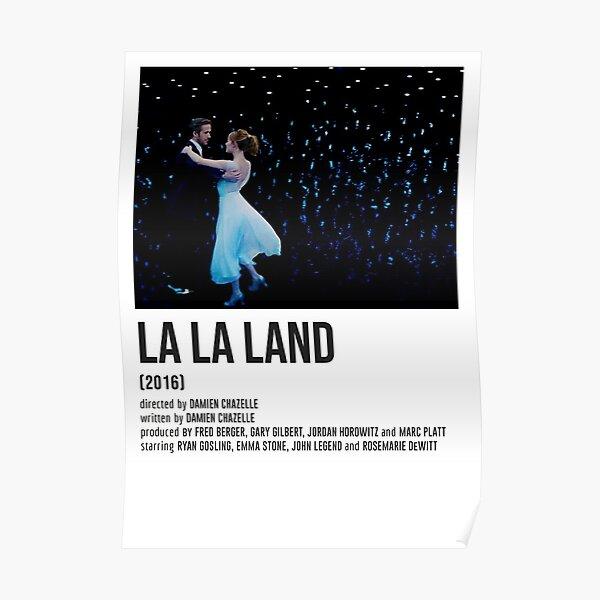 LA LA LAND dance magic POSTER Poster