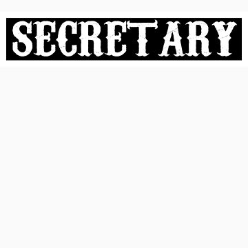 Secretary by toxtethavenger