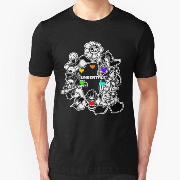 Undertale Slim Fit T-Shirt