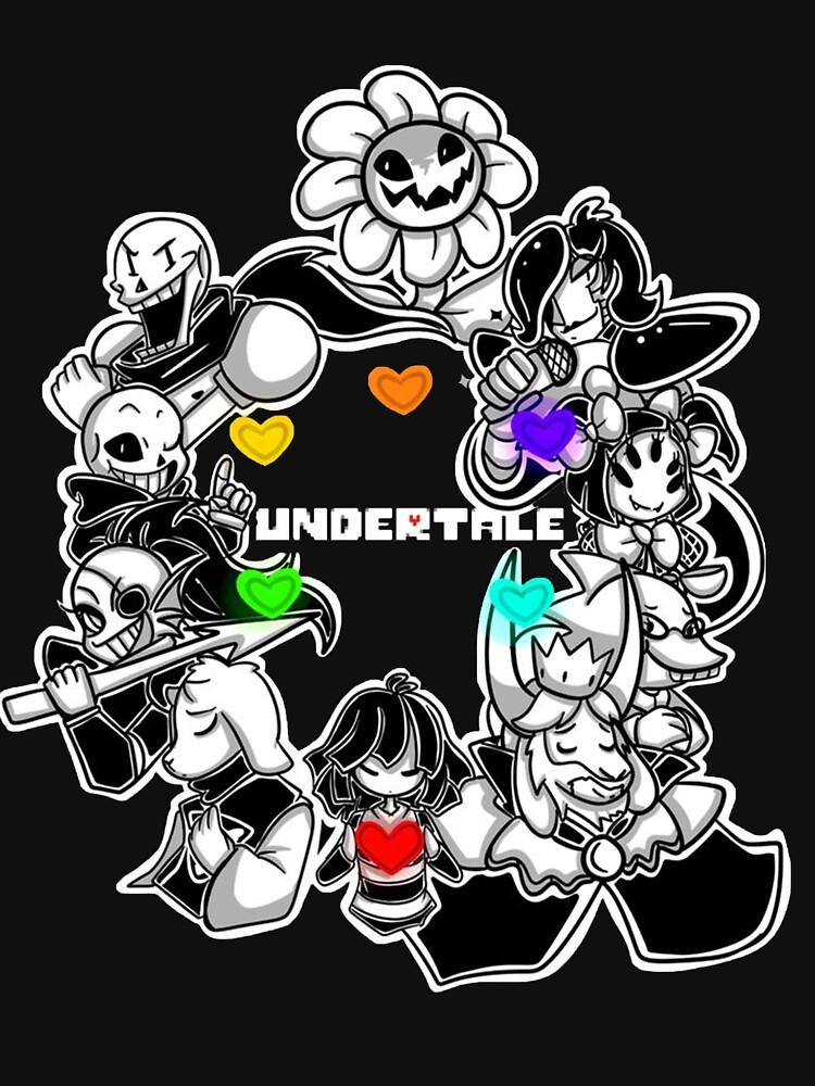 Undertale by Yshtola
