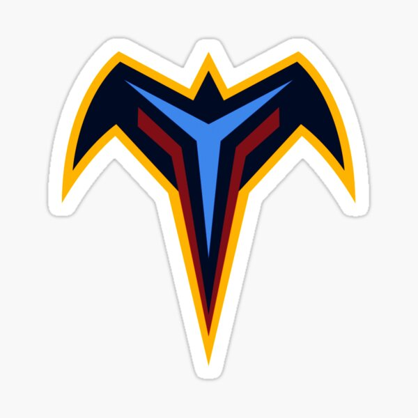 THE THRASHERS VINTAGE ATLANTA STICKER  Sticker