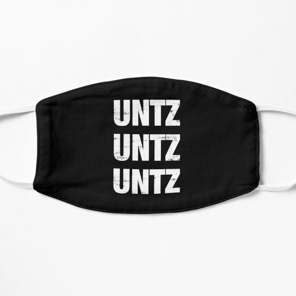 Copy of Techno - Techno Music - Techno Bass - UNTZ UNTZ UNTZ Flat Mask