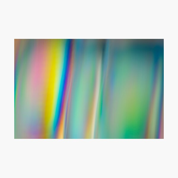 Rainbow of Light Photographic Print