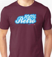 100% Retro Unisex T-Shirt