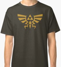 Zelda Triforce Classic T-Shirt