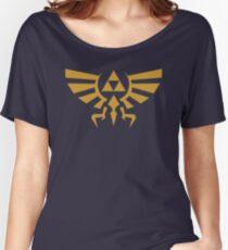 Zelda Triforce Women's Relaxed Fit T-Shirt