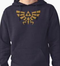 Zelda Triforce Pullover Hoodie