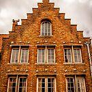 A Facade in Brugge by FelipeLodi