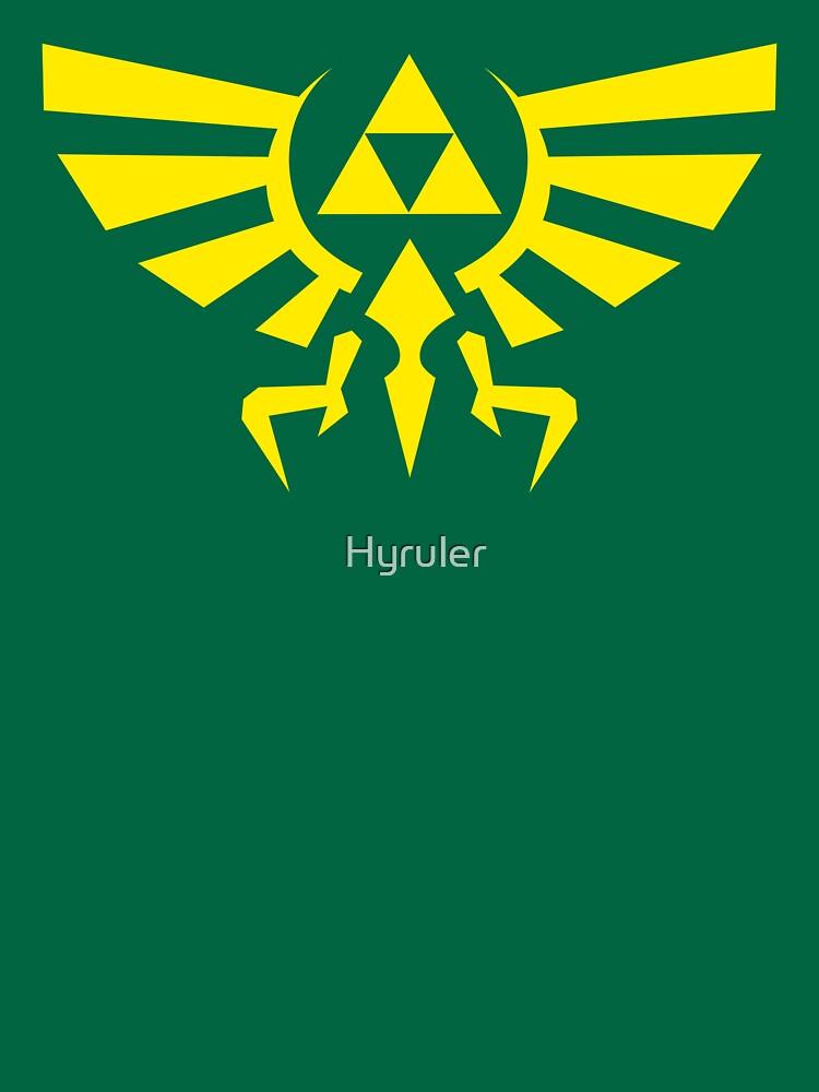 9739741df Zelda Triforce | Unisex T-Shirt, a t-shirt of retro, geek, time ...