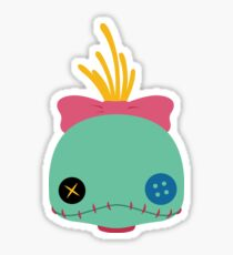 Scrump Sticker