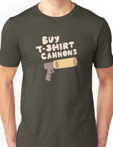 Buy T-Shirt Cannons Unisex T-Shirt