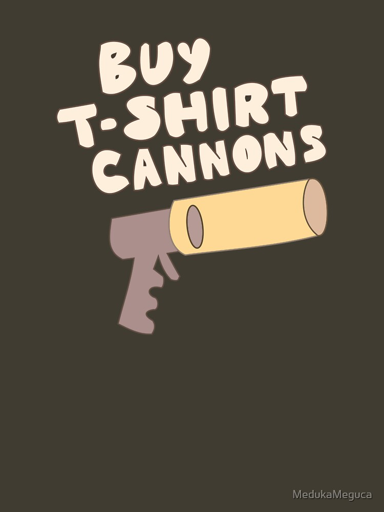 Buy T-Shirt Cannons | Unisex T-Shirt