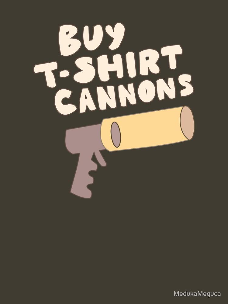 Buy T-Shirt Cannons | Unisex T-Shirt
