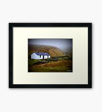 North Yorkshire Dales Framed Print