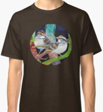 White-throated sparrows painting - 2012 Classic T-Shirt