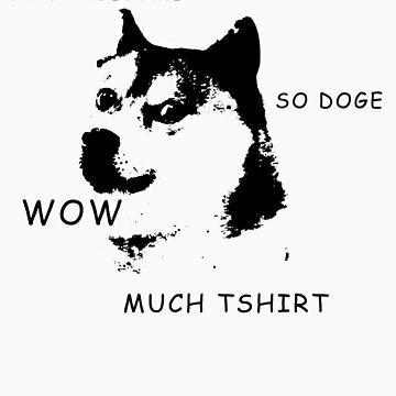 wow So doge meme by DrJCabbage