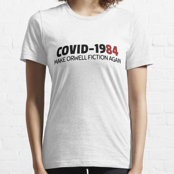 COVID-1984 Essential T-Shirt