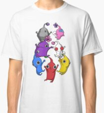 Jumping Pikmin Classic T-Shirt