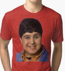 Josh Peck Portrait Tri-blend T-Shirt