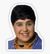 Josh Peck Portrait Sticker