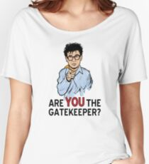 Are You the Gatekeeper? Women's Relaxed Fit T-Shirt