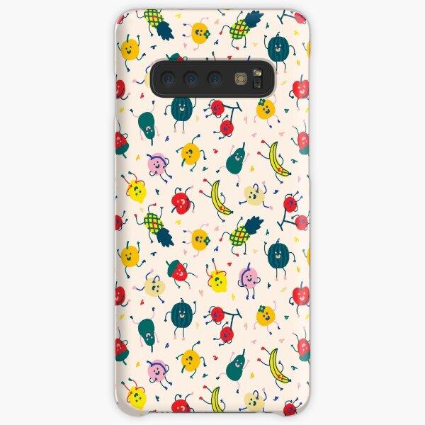 Happy Fruits Samsung Galaxy Snap Case