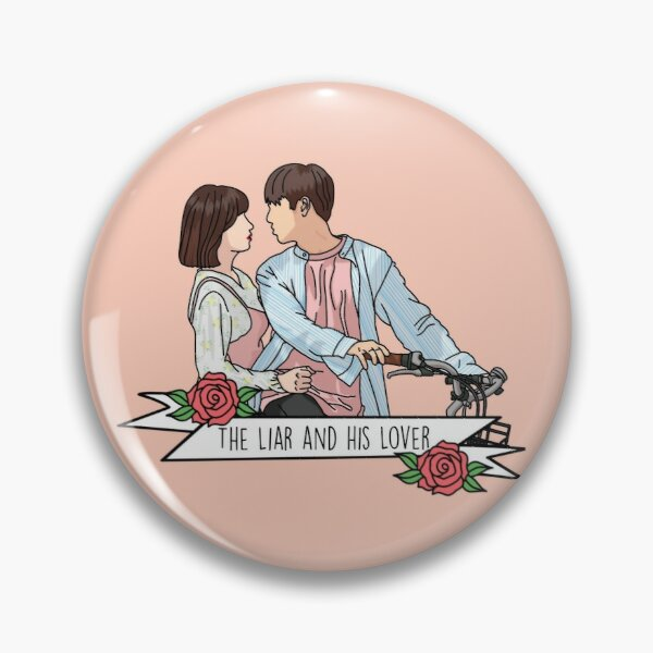 The Liar and his Lover Pin