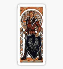 King Alistair Sticker