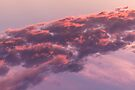 (II) Colorful sky in the evening  (orange, pink and purple clouds at sunset) by OlivierImages