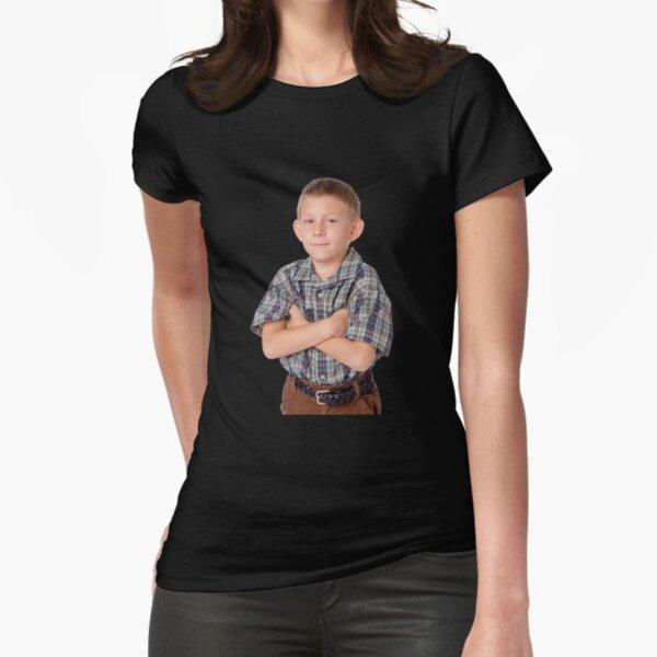 DEWEY T-shirt moulant