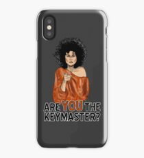 Are You the Keymaster? iPhone Case