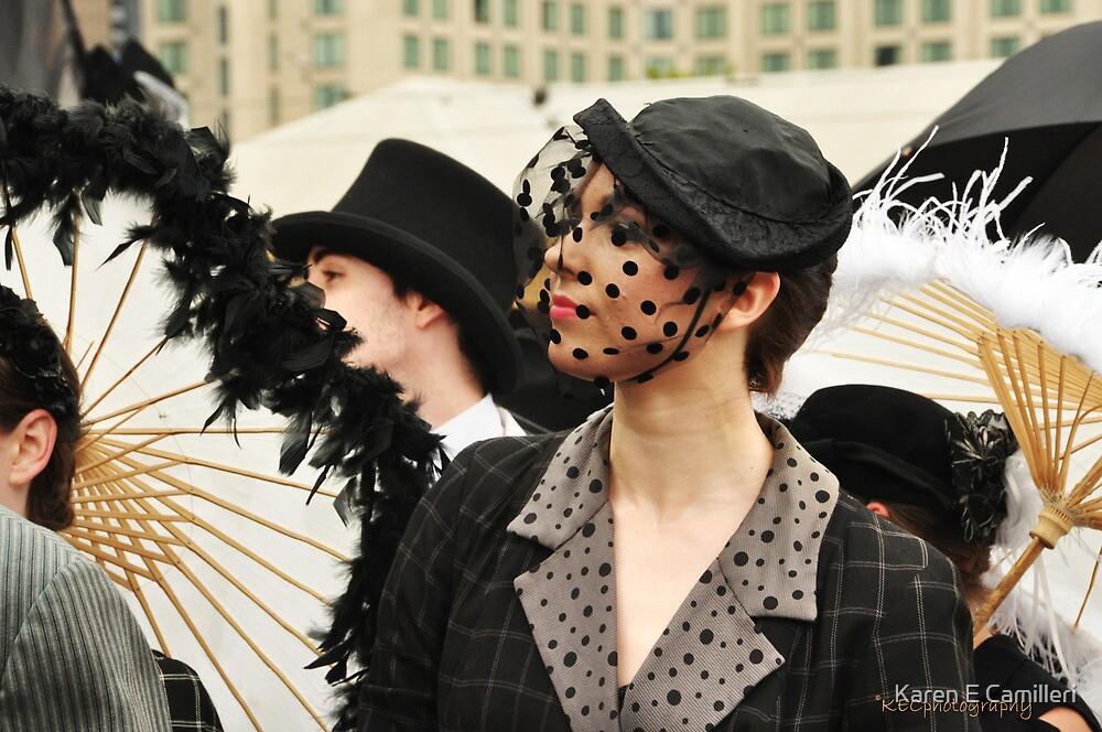 Hat Heads by Karen E Camilleri