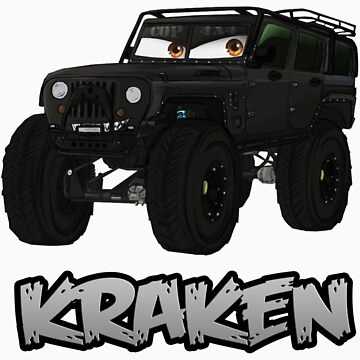 Unleash the KRAKEN! by PalmettoSpace
