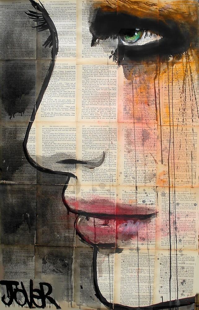 flow by Loui  Jover