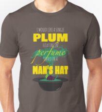 A Single Plum Unisex T-Shirt