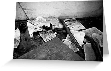 Rubbish by Robert Byrnes