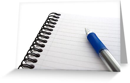Image result for notepad and pen