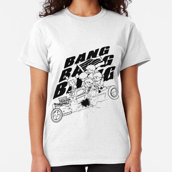 BIGBANG BANG BANG BANG (Black) Classic T-Shirt
