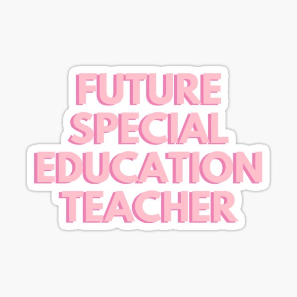 Special Ed Teacher Gifts Merchandise Redbubble