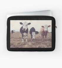 Curious Cows Laptop Sleeve