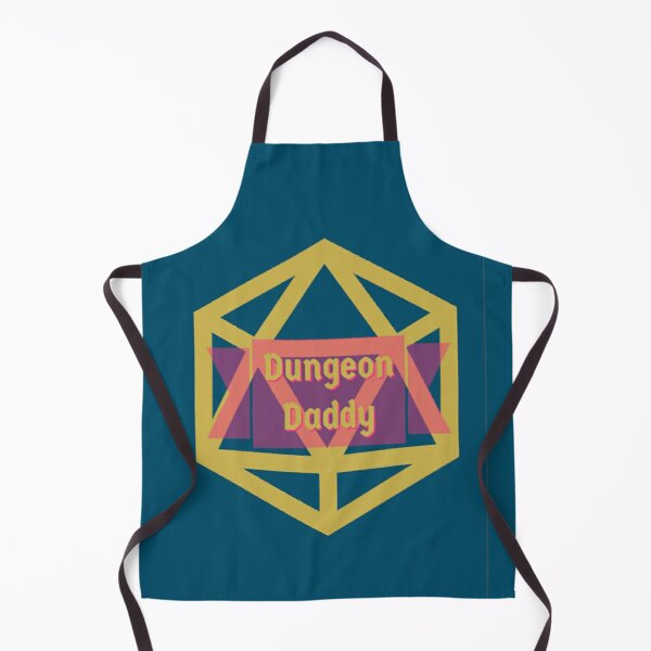 Dungeon Daddy  Apron